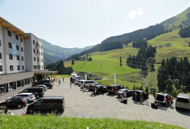 Young Generation Resort Buchegg in Summer