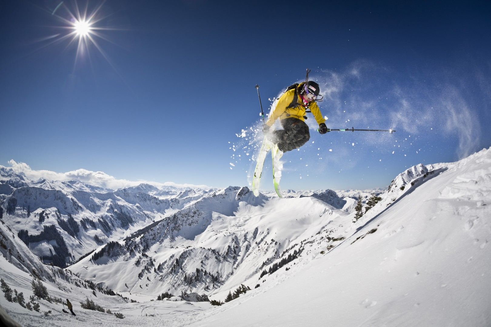 The best slopes for the perfect ski experience