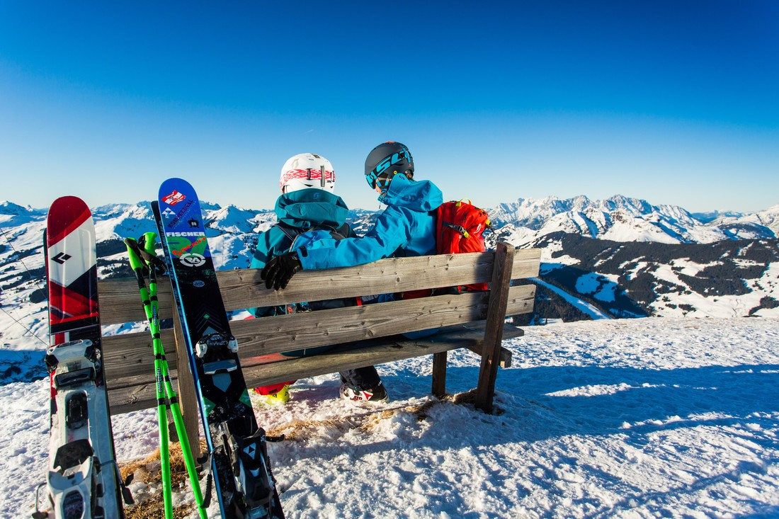 Enjoy the snow in Saalbach-Hinterglimm with your group