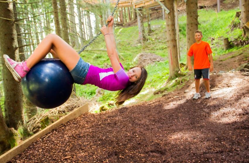 Action & Spaß im Jugendurlaub im Salzburger Land