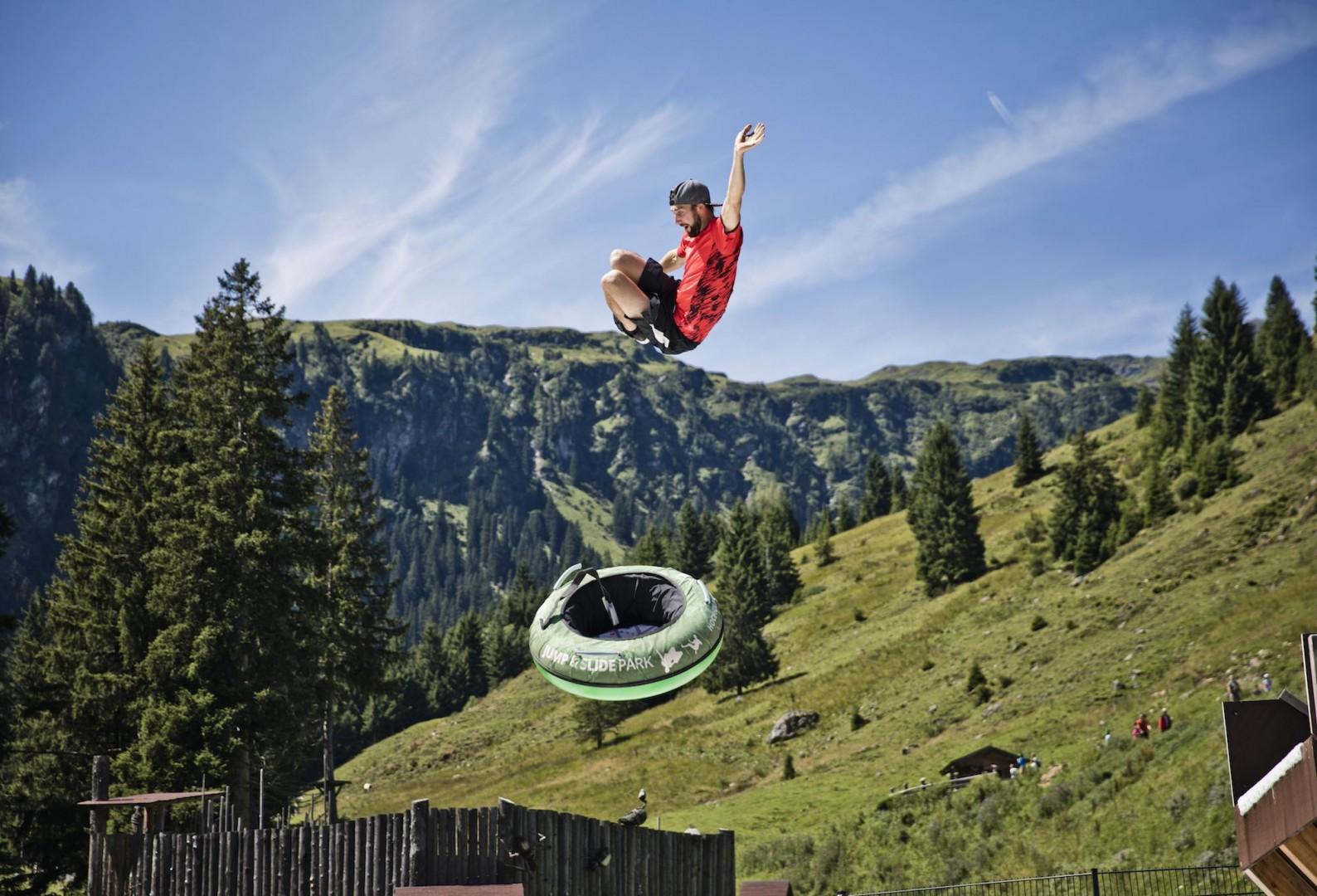 Schulklassen, Vereinsausflüge und mehr im Young Generation Resort Buchegg