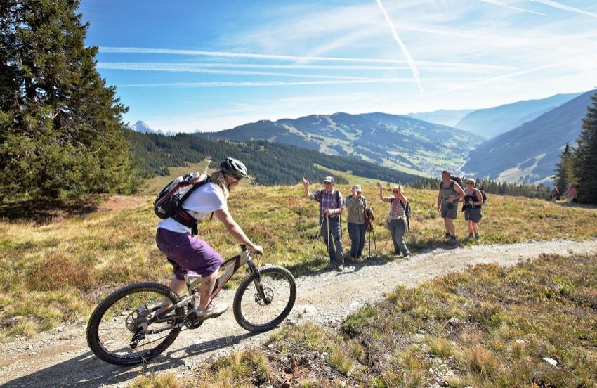Bike-Schule Conrad in Saalbach-Hinterglemm