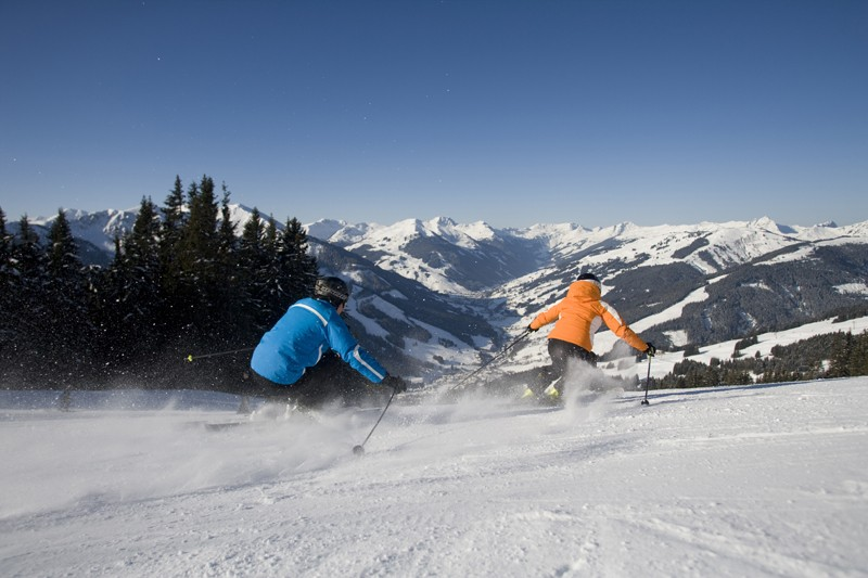 Freeride and more at the Skiresort Saalbach-Hinterglemm Leogang
