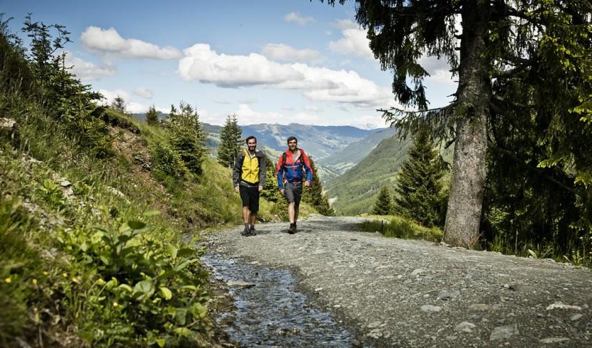 Wander-Vergnügen im Salzburger Land