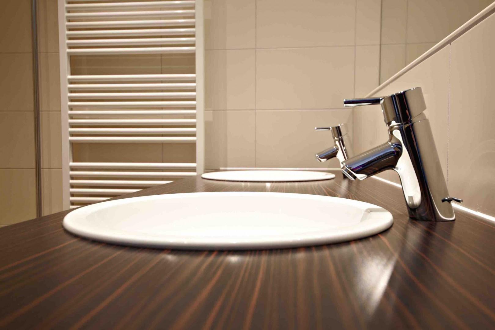 Bathroom at the Young Generation Resort Buchegg